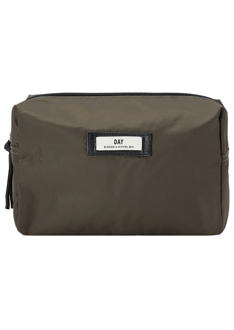 DAY ET Day Gweneth Beauty Bag - Deep Olive main image