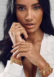 ChloBo Didi Tassel Bracelet - Gold