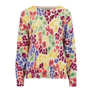 Multi Leopard Print Sweater - Multi