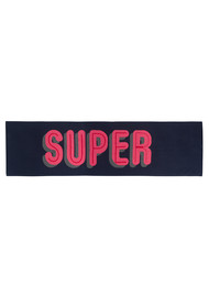 JUMPER 1234 Super Cashmere Scarf - Navy