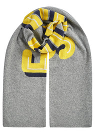 JUMPER 1234 Fabulous Cashmere Scarf - Mid Grey