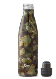 SWELL Metallic Camo 17oz Water Bottle - Incognito