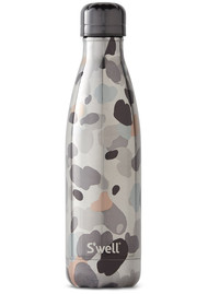 SWELL Metallic Camo 17oz Water Bottle - Under Wraps