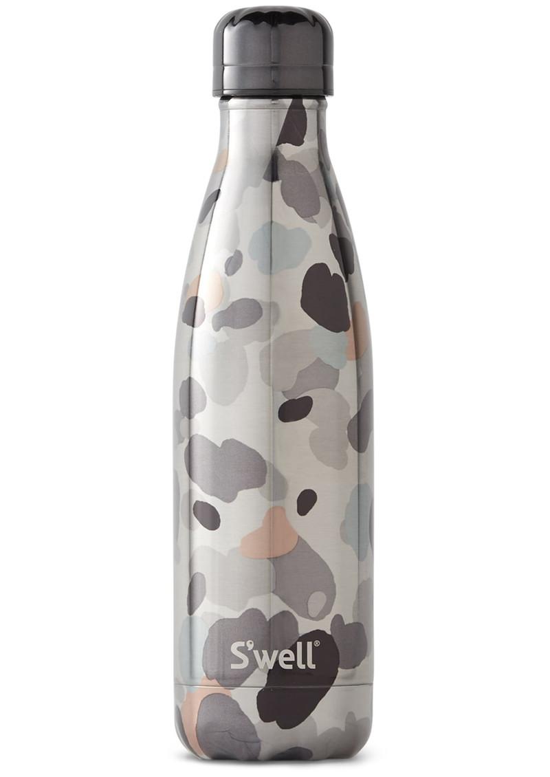 SWELL Metallic Camo 17oz Water Bottle - Under Wraps main image