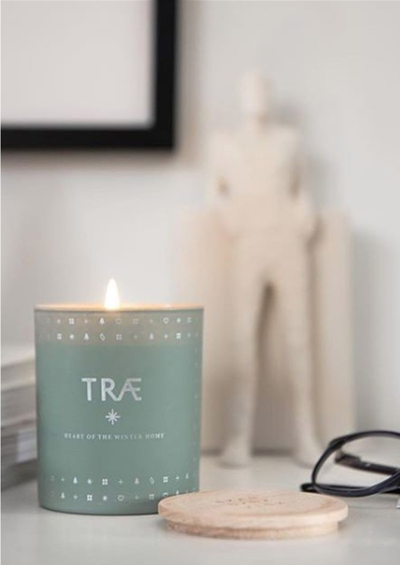 Scented Candle - Trae main image
