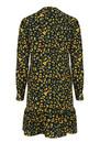 DANTE 6 Layla Flash Dress - Moss Leopard
