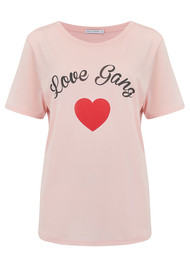 SOUTH PARADE Girl Gang Tee - Pink