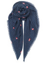 Love Ruby Scarf - Blue Nights additional image