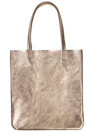 Becksondergaard Mellu Glitz Tote Bag - Light Gold