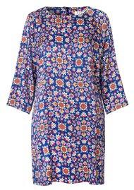 Day Birger et Mikkelsen  Day Here Dress - Fez Blue