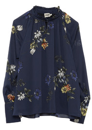 Twist and Tango Eden Blouse - Sporty Floral