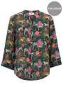 Pyrus Exclusive Hive Blouse - Indian Jungle