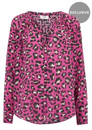 Pyrus Exclusive Nova Blouse - Animal Print