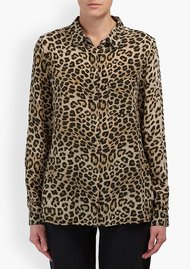 Lily and Lionel Daria Shirt - Safari