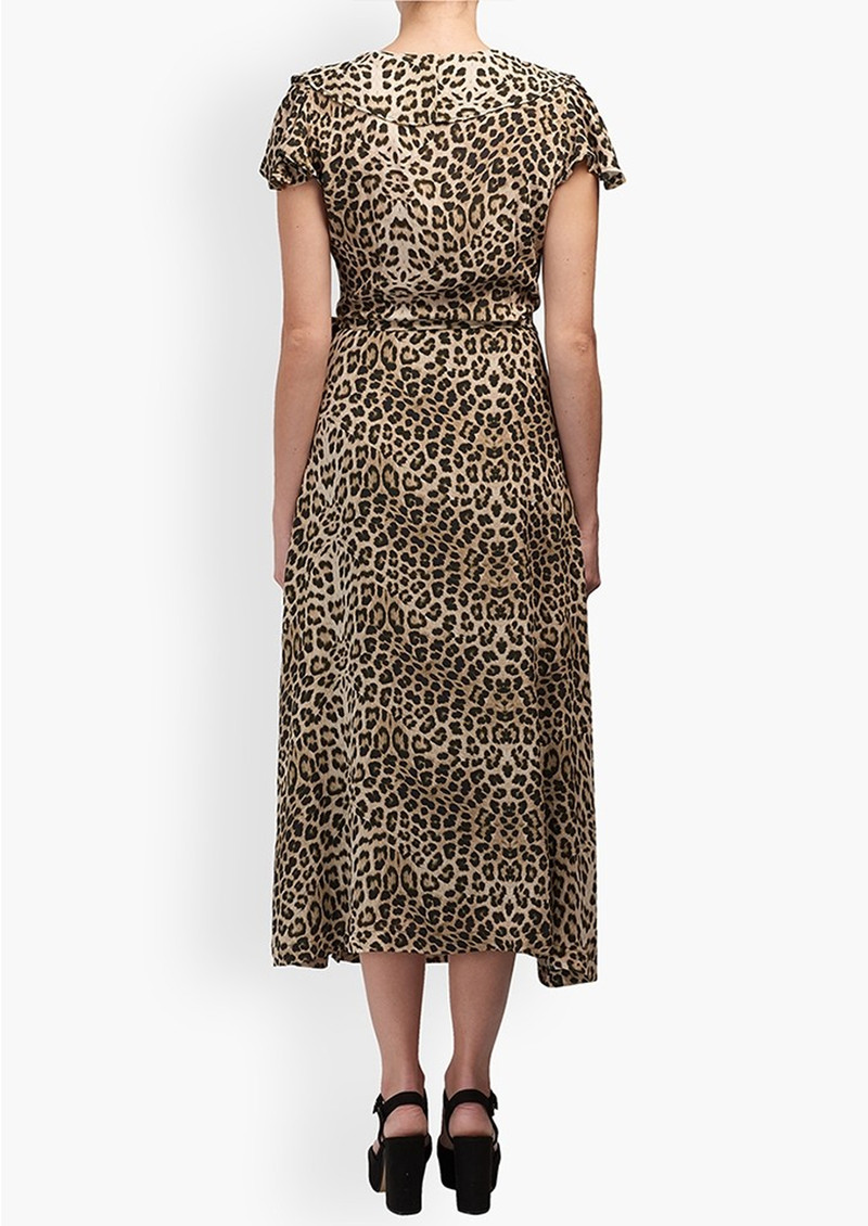 Lily and Lionel Trixie Wrap Dress - Safari main image