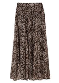 Lily and Lionel Stella Midi Skirt - Safari