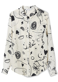 Lily and Lionel Classic Shirt - Spellbound Ivory