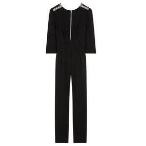 Corfou Jumpsuit - Black