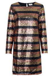 Day Birger et Mikkelsen  Day Mariah Sequin Dress - Black
