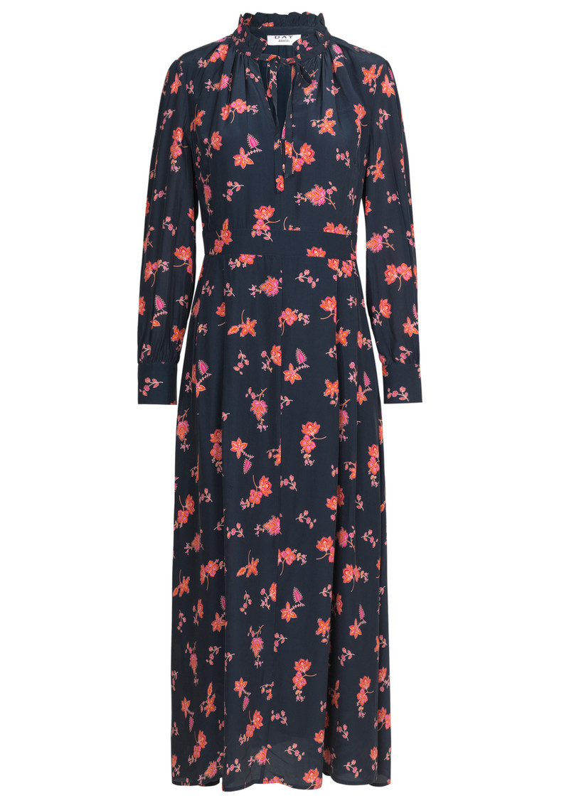 Day Birger et Mikkelsen  Day Fall Maxi Dress - Sky Captain main image