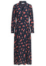 Day Birger et Mikkelsen  Day Fall Maxi Dress - Sky Captain