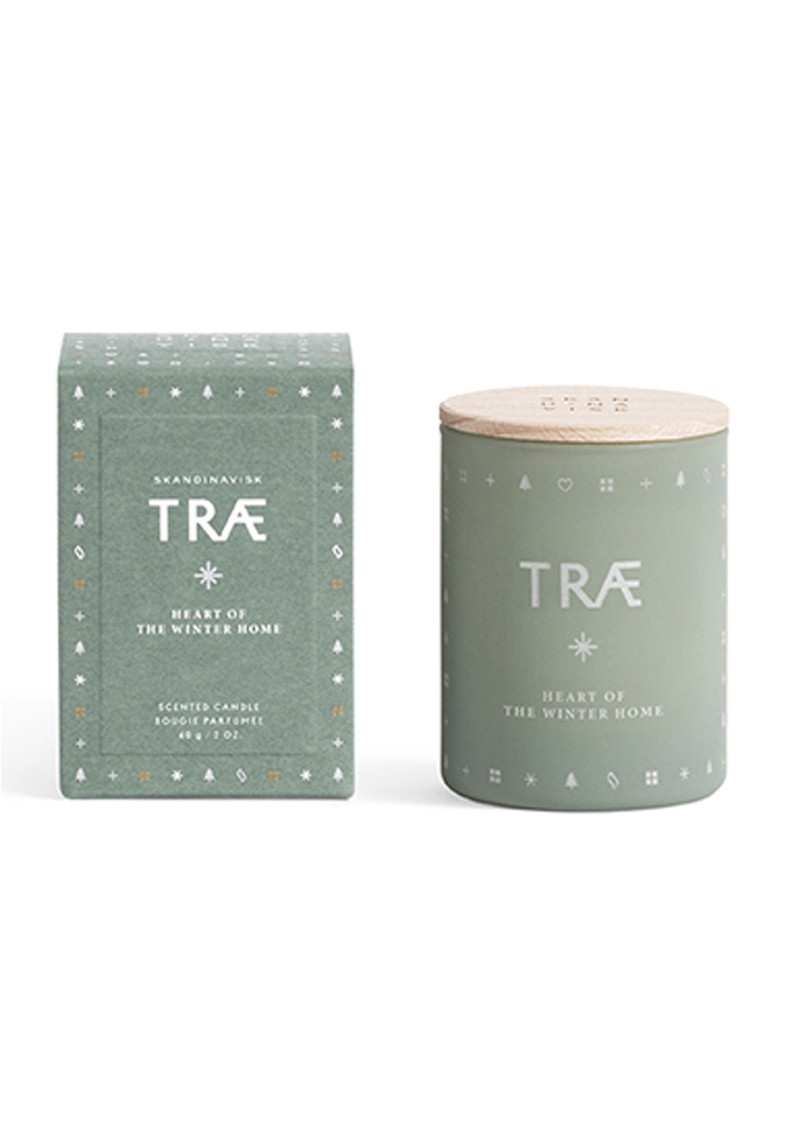Mini Scented Candle - Trae main image
