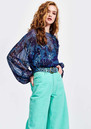 Savier Floral Blouse - Combo 3 Moon  additional image