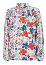 ESSENTIEL ANTWERP Saadiq Floral Blouse- Off White
