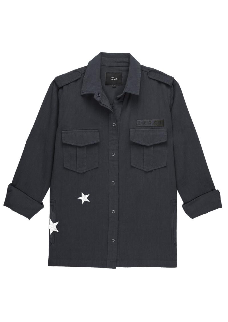 Rails Kato Shirt Jacket - Charcoal main image