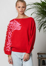 Panthera Jumper - Red Pink additional image