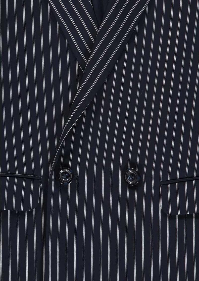 ESSENTIEL ANTWERP Sinatra Striped Blazer - Combo 1 Moon main image