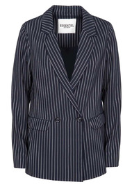 ESSENTIEL ANTWERP Sinatra Striped Blazer - Combo 1 Moon