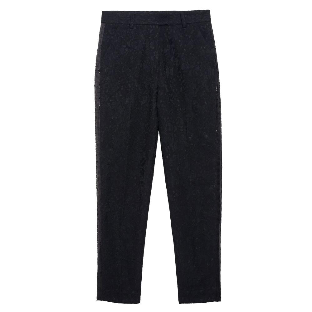 Cupidon Trousers - Black