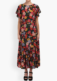 Lily and Lionel Rae Dress - Midnight Floral