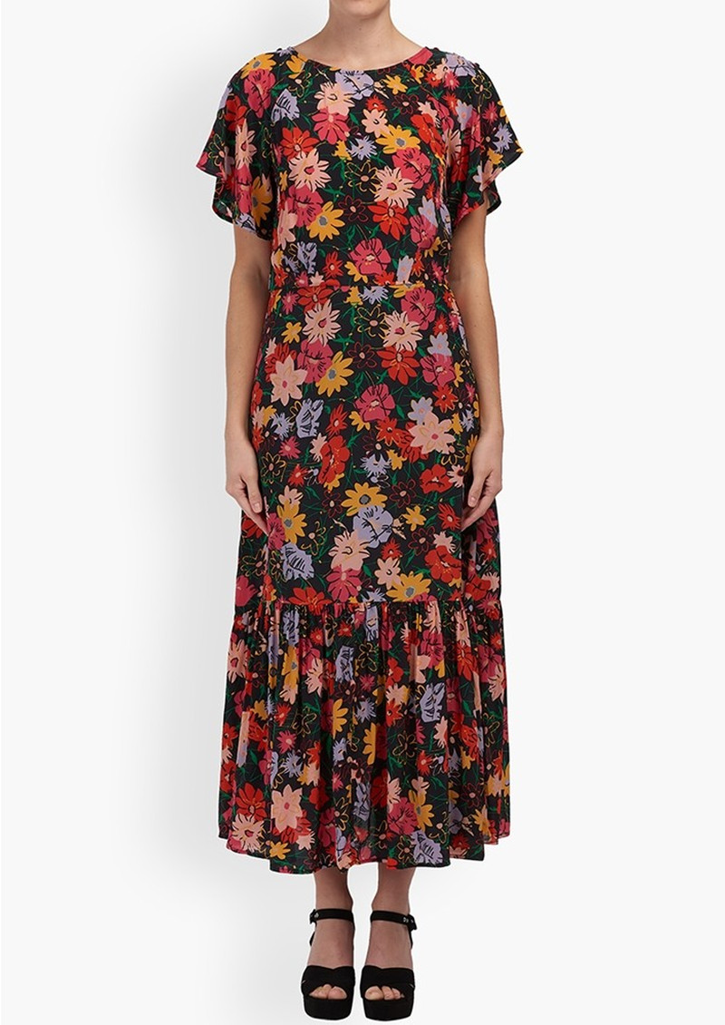 Lily and Lionel Rae Dress - Midnight Floral main image