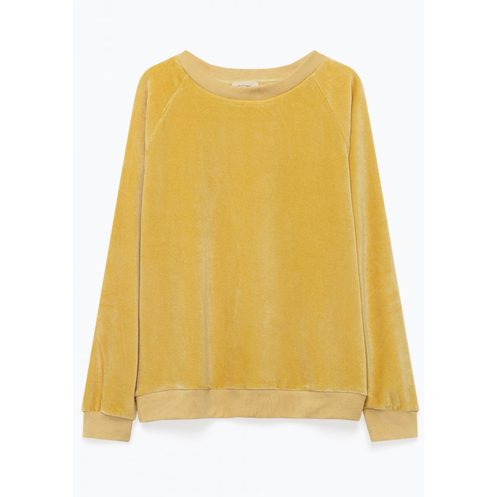 Isacboy Sweatshirt - Butter