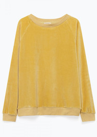 American Vintage Isacboy Sweatshirt - Butter