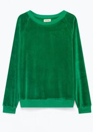American Vintage Isacboy Sweatshirt - Lawn