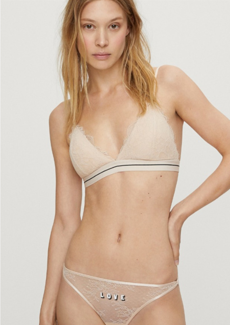 LOVE STORIES Darling Pad Bra - Sand main image