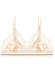 LOVE STORIES Love Lace Bralette - Sand
