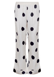 LOVE STORIES Billy Pj Pants - Off White