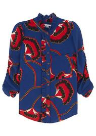Ba&sh Laura Shirt - Marine