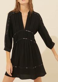 Ba&sh Franny Dress - Noir