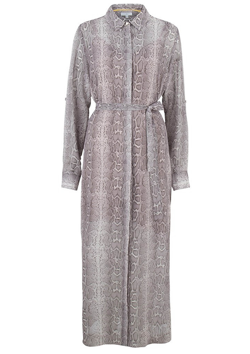 DANTE 6 Sophia Dress - Taupe main image
