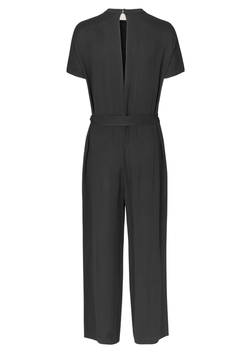 SAMSOE & SAMSOE Kimberly Wide Leg Jumpsuit - Black main image