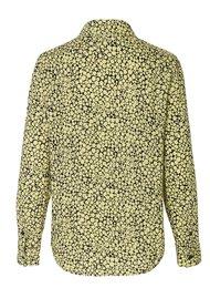 SAMSOE & SAMSOE Milly Floral AOP Shirt - Butter