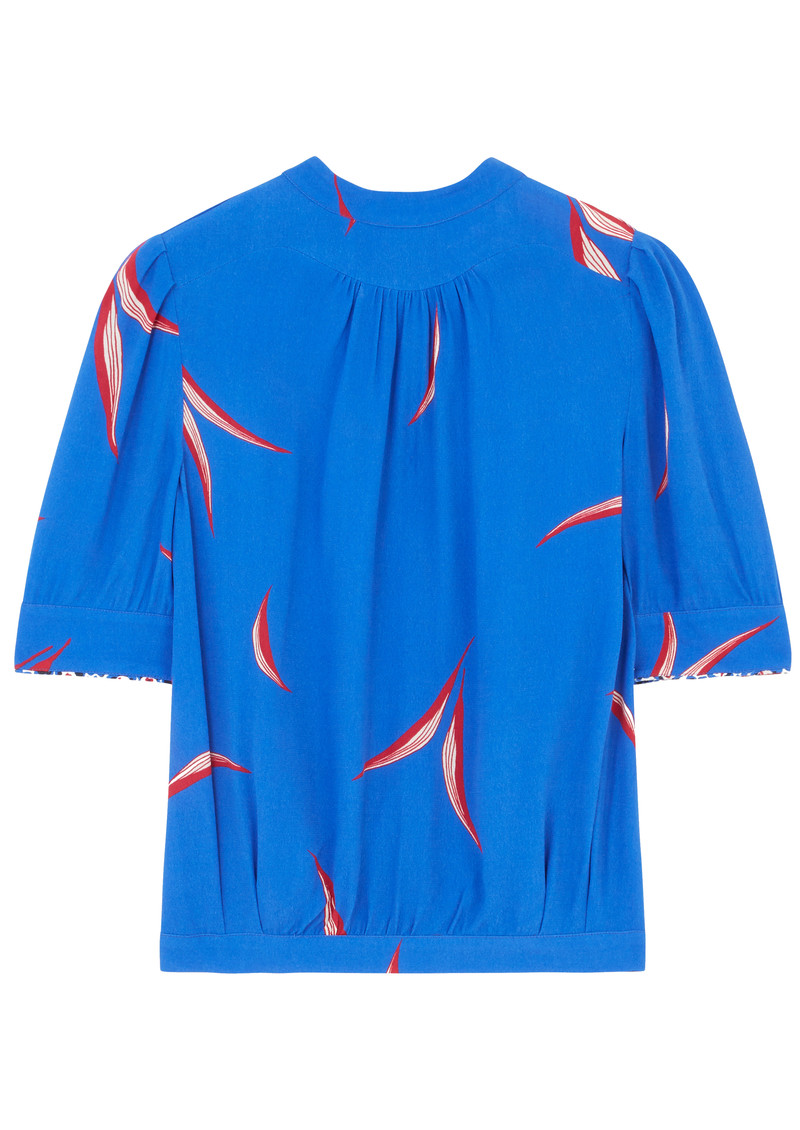 Ba&sh Tara Top - Royal Blue main image