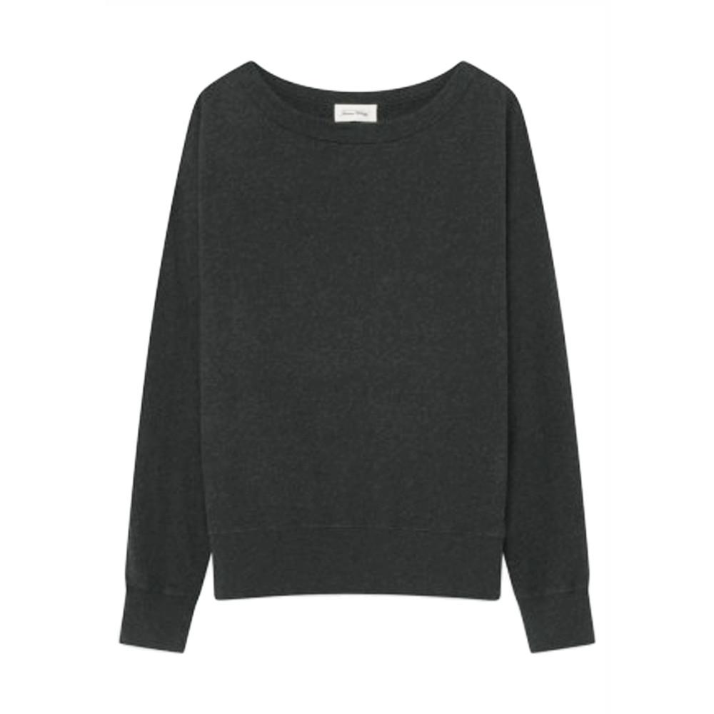 Sonoma Long Sleeve Sweatshirt - Charcoal Melange