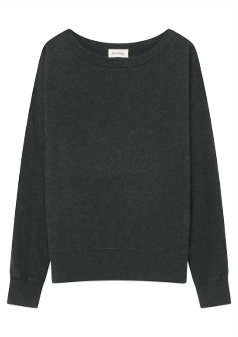 Sonoma Long Sleeve Sweatshirt - Charcoal Melange main image