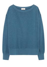 American Vintage Sonoma Long Sleeve Sweatshirt - Mediterranean